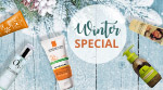 Beauty Products for winter Skin Care hair care