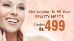 Beauty Products Under 499