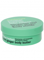 Anatomicals Bergamont and Green Ginger Body Butter