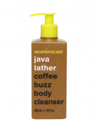 Anatomicals Coffee Buzz Body Cleanser