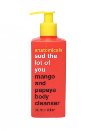 Anatomicals Mango and Papaya Body Cleanser