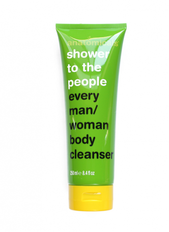 Anatomicals Every Man/ Woman Body Cleanser
