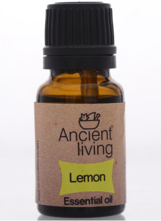 Ancient Living Lemon Essential Oil-Pack of 2