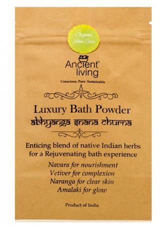 Ancient Living Luxury Bath Powder (Pack of 2)