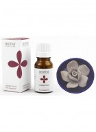 Aroma Treasures Lotus Diffuser with Lavender French Essential Oil