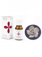 Aroma Treasures Lotus Diffuser with Mogra Absolute Essential Oil