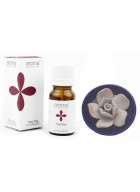 Aroma Treasures Lotus Diffuser with Ylang Ylang Essential Oil