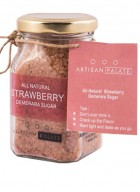 Artisan Palate Natural Strawberry Demerara Sugar (Pack of 2)