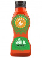 Bandar Chili Garlic Hot Sauce (Pack of 2)