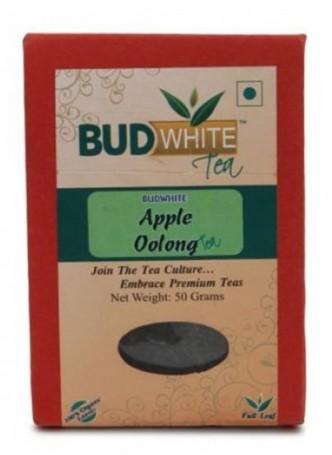 Budwhite Teas Apple Oolong Tea-20 Pyramid Teabags