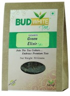 BudWhiteTeas Green Elixir Tea (100 Gms Pack)
