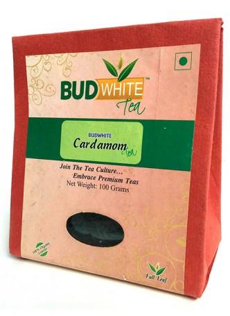 Budwhite Teas Cardamom Tea-100 Gm Loose