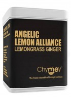 Chymey Angelic Alliance Flavored Herbal Tea (Lemongrass Ginger lemon)