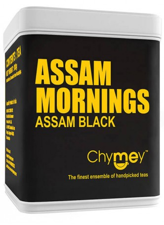 Chymey Assam Mornings Black Tea
