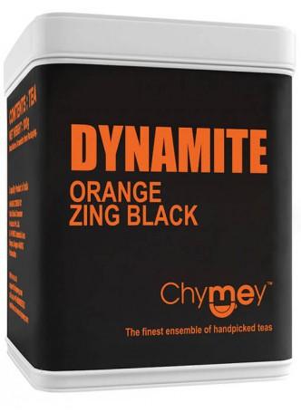 Chymey Dynamite Orange Zing Black Tea