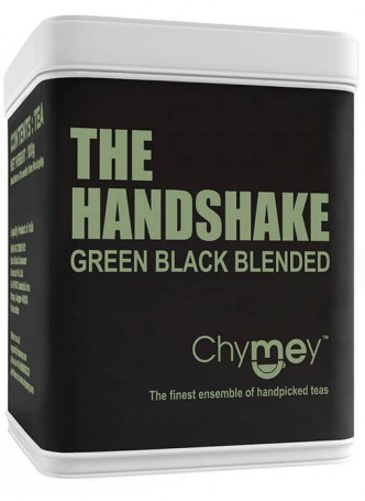 Chymey The Handshake - Green and Black Blended Tea