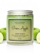 Gulnare Skincare Green Apple Body Scrub