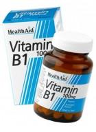 HealthAid Vitamin B1 100mg-Thiamin
