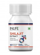 Inlife Shilajit Extract, 500mg