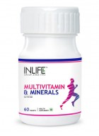 Inlife Multivitamin and Minerals 60 Tabs