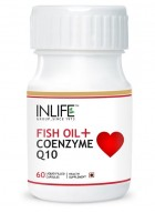 Inlife Fish Oil plus Coq10 60 Caps