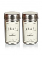 Khadi Natural Organic Shikakai Powder - 150g Set Of 2