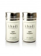 Khadi Natural Organic Amla Powder - 150g Set Of 2