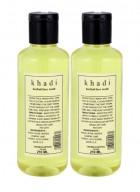 Khadi Herbal Face Wash-210ml-Set of 2