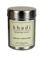 Khadi Natural Herbal Nut Brown Henna- Natural Hazel