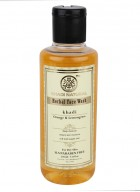Khadi Orange and Lemongrass Face Wash-Sls and Paraben Free