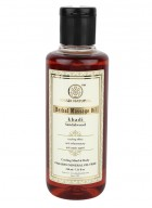 Khadi Natural Sandalwood Massage Oil- Without Mineral Oil