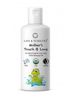Life and Pursuits Organic Child Massage Oil