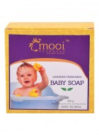 Mooi Naturals Lavender Chamomile Baby Soap