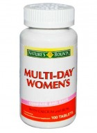 Natures Bounty Multi Day® Women's With Calcium & Iron 100 Tablets