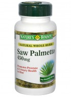 Natures Bounty Saw Palmetto 450 Mg 100 Capsules