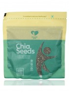 Nourish You Authentic Black Chia Seeds (Pack of 2)