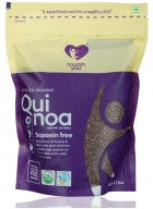 Nourish You Certified Organic Red Quinoa