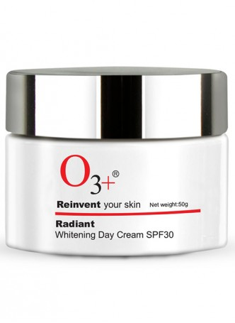 O3+ Radiant Whitening Day Cream Spf - 30