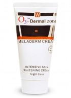 O3+ Dermal Zone Meladerm Intensive Skin Whitening Night Care Cream