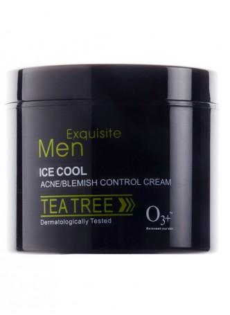 O3+ Men Ice Cool Acne-Blemish Control Cream