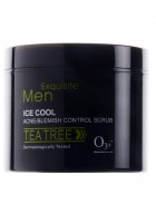 O3+ Men Ice Cool Acne - Blemish Control Scrub