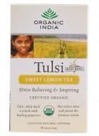 Organic India Tulsi Sweet Lemon Tea - 18 Tea Bags (2 Unit)