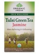 Organic India Tulsi Jasmine Tea - 18 Tea Bags (2 Unit)