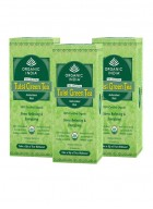 Organic India Tulsi Green Tea - 25 Tea Bag (Set of 3)
