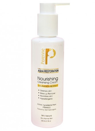 Perenne Nourishing Cleansing Cream