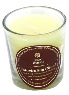 Raw Rituals Intoxicating Ritual - Pure Beeswax Candles With Blend Of Essential Oils (Pack of 2)