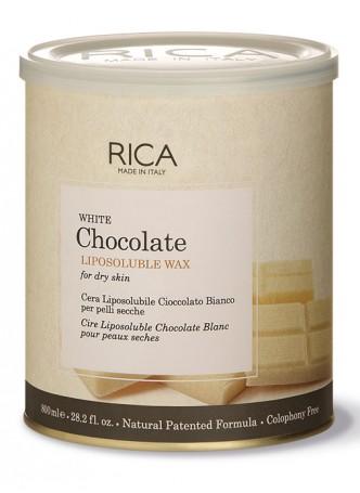 Rica White Chocolate Wax - 800 ml