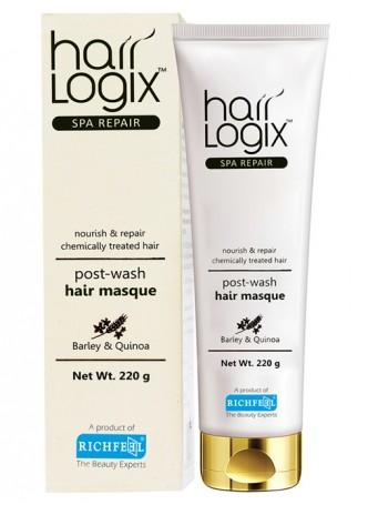 Richfeel Hair Logix Spa Repair Hair Masque 220g