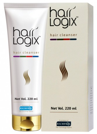 Richfeel Hair Logix Hair Cleanser 220ml