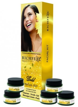 Richfeel Gold Facial Kit